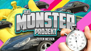 HOW DEEP? // DAS MONSTER PROJEKT / PORSCHE 996 - ZEITEN MESSEN