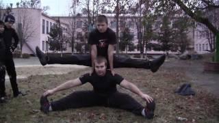 Сбор турникменов БЦ №2 (13.11.2011)