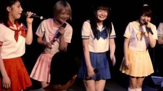 2017年7月2日(日) 日本橋Pollux theater 『アイドルRUSH!!〜NIGHT〜part...