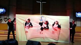 2015.12.23신안교회 수요예배(성탄절 발표회)