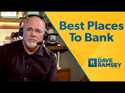The Best Places To Bank