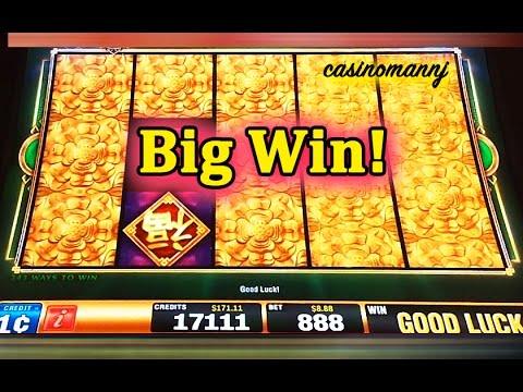 Fu Dao Le Slot - VARIOUS FEATURES - *Big Win* - Slot Machine Bonus