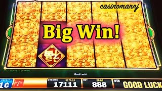 Fu Dao Le Slot - VARIOUS FEATURES - *Big Win* - Slot Machine Bonus