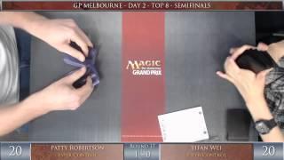 Grand Prix Melbourne 2014 Semifinals (Standard)