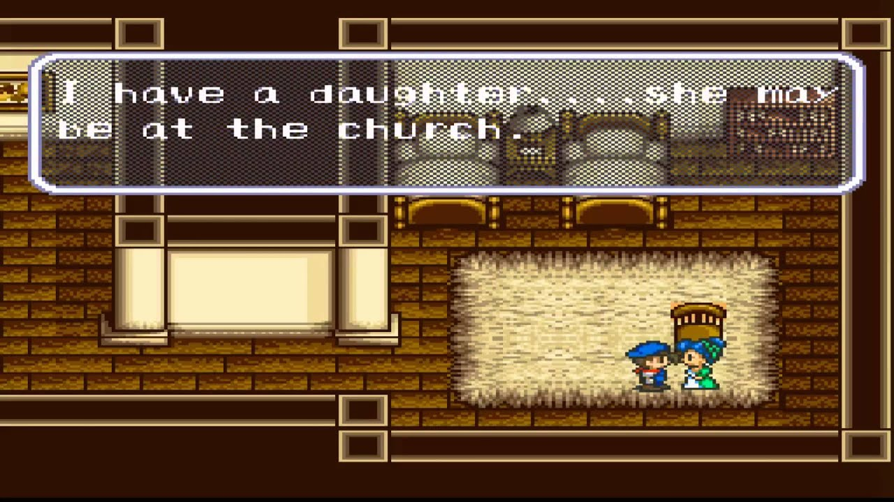 how to get wife on harvest moon