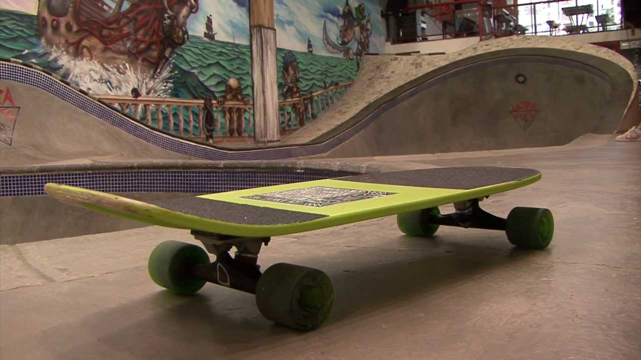 Ultra Skate - old school ride! - YouTube