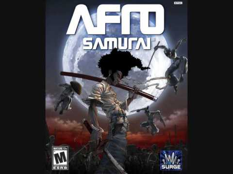 Afro Samurai Fight Groove 1