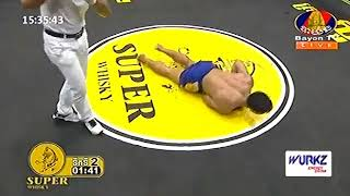 Sok Sovan Cambodia Vs Nov Darao Cambodia, Khmer Warrior Bayon TV Boxing 21 July 2018