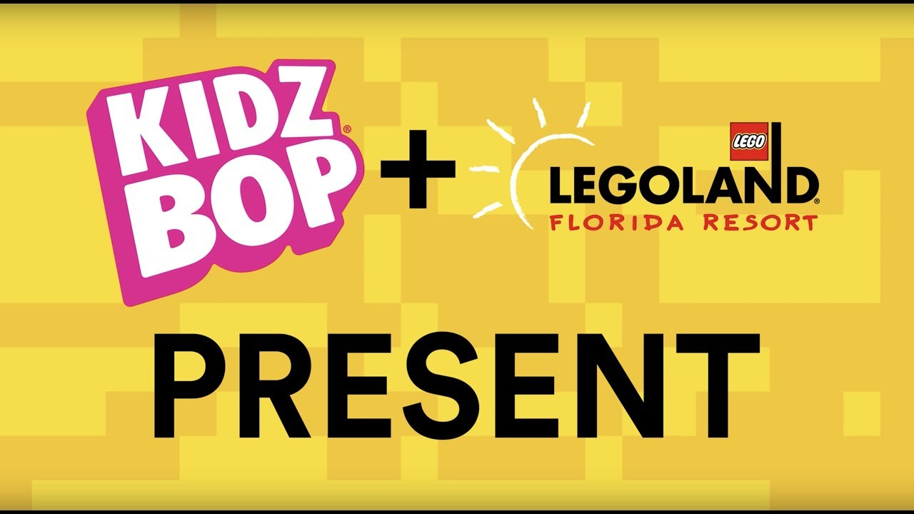 Awesome Awaits in brand new theme song - LEGOLAND® Florida