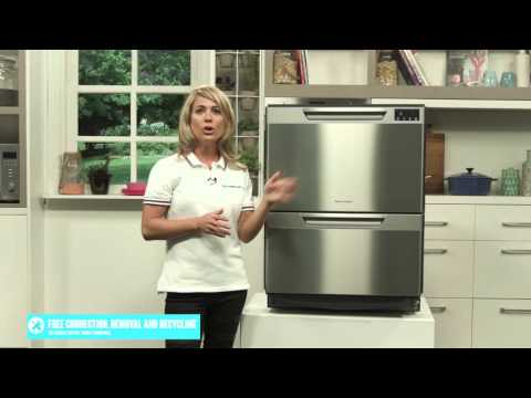 Fisher & Paykel DD60DAX8 DishDrawer Overview By Expert - Appliances Online