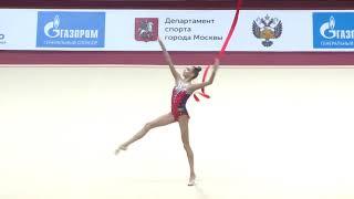 Анастасия Гузенкова - Лента Гран-при Москва 2019 Многоборье.