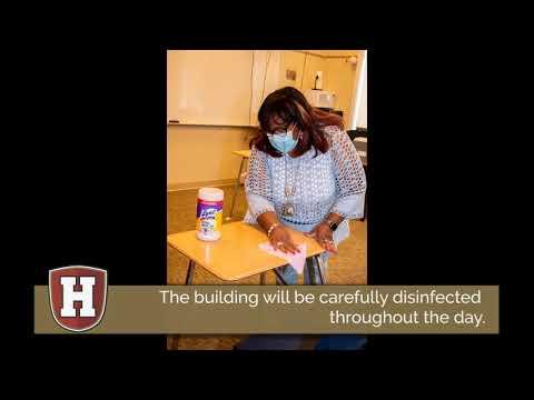 HopeTree Academy 2020 COVID-19 Precautions