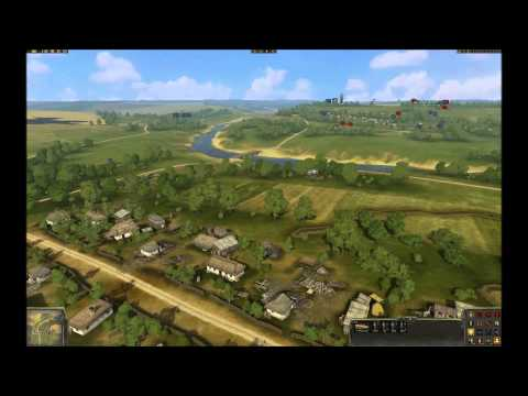 RTS Theater of War 2 Kursk 1943