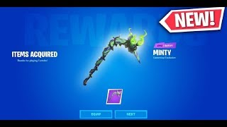 : v2Movie : Free Minty Pickaxe Code *GENERATOR*