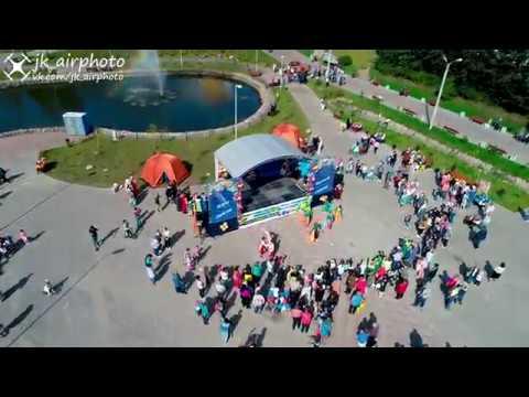 Праздничное шествие в честь дня города Сертолово и Всеволожского района