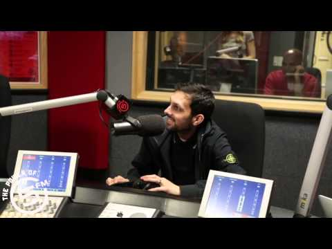 Dynamo on The Roger Goode Show