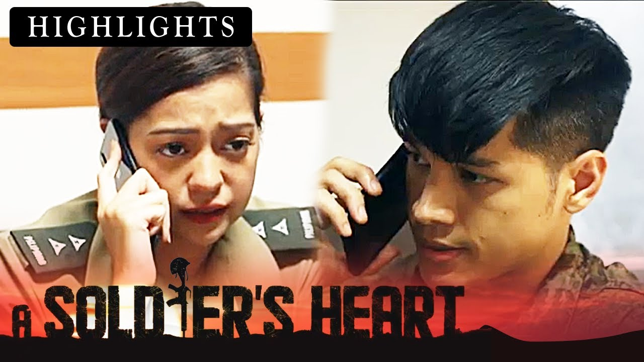 Lourdes hesitates to accept the leadership course | A Soldier's Heart (With Eng Subs)
