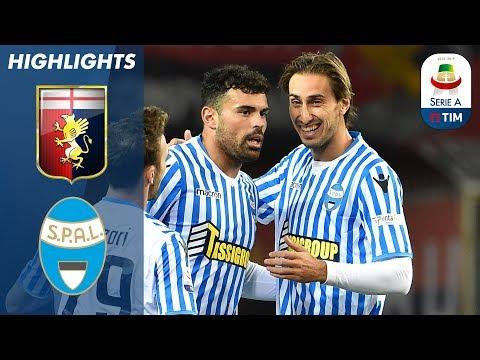 Genoa - Spal: 1-1