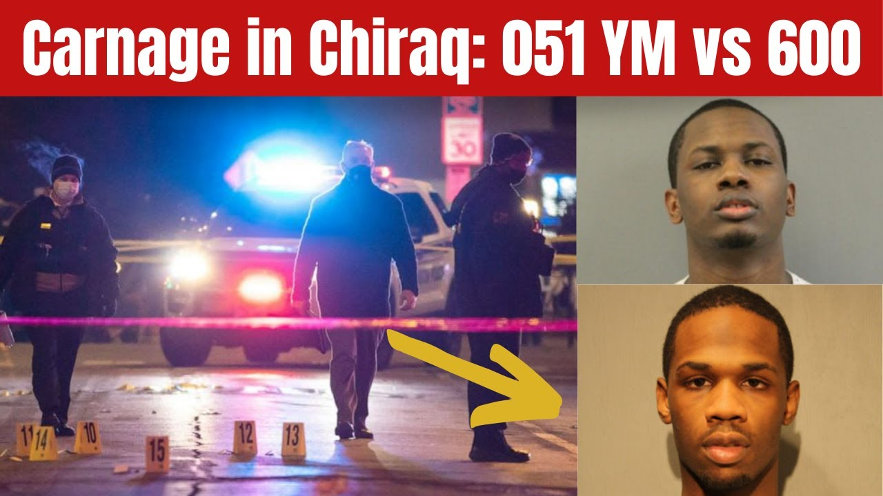 600 vs 051 Young Money: The Carnage in Chiraq