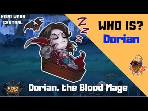 Hero Wars | Who Is? Dorian! - YouTube