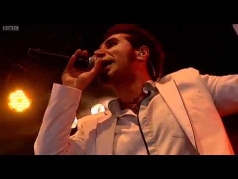 Serj Tankian - Sky Is Over live {Reading Festival 2010} (HD/DVD Quality)