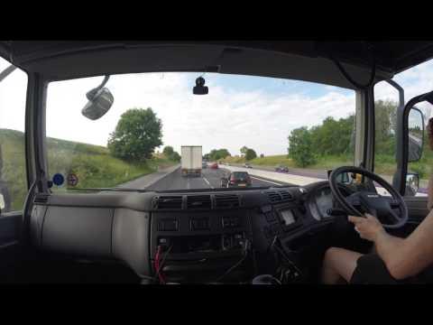 Trucker Jay in the UK: S4E30 2 day run