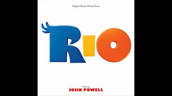 Rio Original Motion Picture Score by John Powell