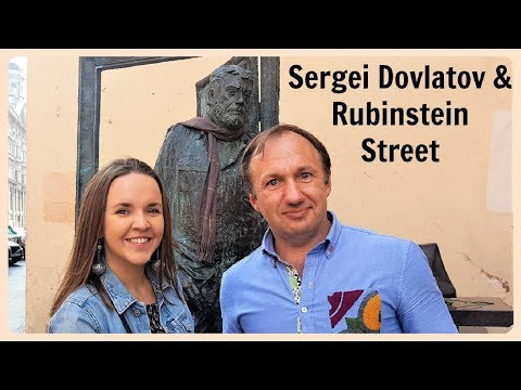 Secrets of Saint Petersburg - Ep.2 - Dovlatov and Rubinstein Street