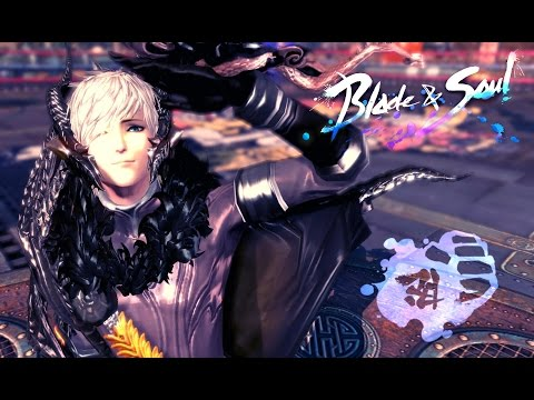 Blade&Soul Bloody Shark Harbour/Blood Shade Harbour - Retarded Kung Fu Master