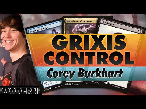 Grixis Control - Modern | Channel Corey