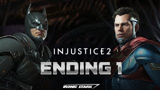 Injustice 2 (ENDING 1) - The WORLD