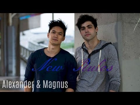 Alexander & Magnus - New Rules (BWoodwardMusic)