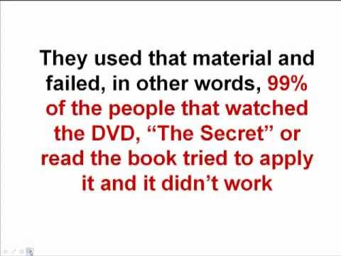 Learn The Success Secrets They Don't Want You To Know About (Free Limited Time Offer)