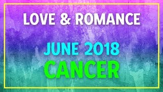 They Ghosted You?   CANCER June 2018 Love Tarot