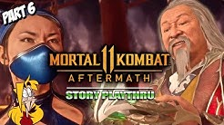Okay...This Story Is Getting CRAZY: MK11 Aftermath Story - Part 6