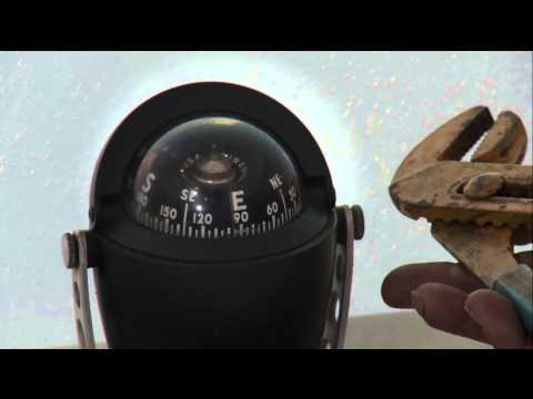 Boating Basics, compass