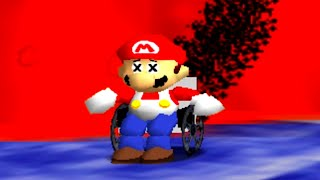 things are HEATING UP for wheelchair mario...