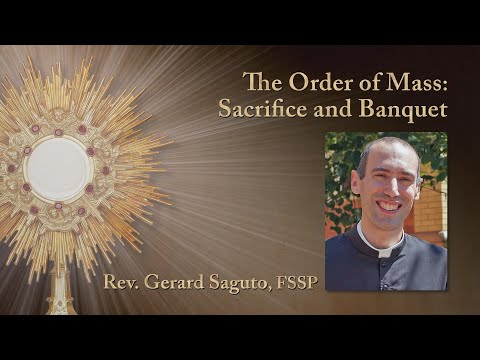 The Order of Mass: Sacrifice and Banquet