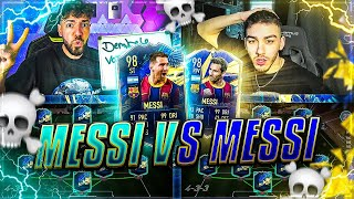 FIFA 21: TOTS MESSI vs TOTY MESSI Squad Builder Battle ☠️☠️ TheRealPaiinz vs Wakez 🔥🔥