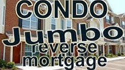 Reverse Mortgage for non FHA Approved Condo Project