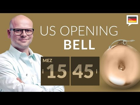 US Opening Bell - 16.04.2018