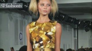 Oscar de la Renta Fall/Winter 2012/13 Show at New York Fashion Week NYFW   FashionTV