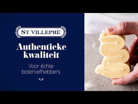 St. Villepré® - Authentieke kwaliteit voor de échte boterliefhebber