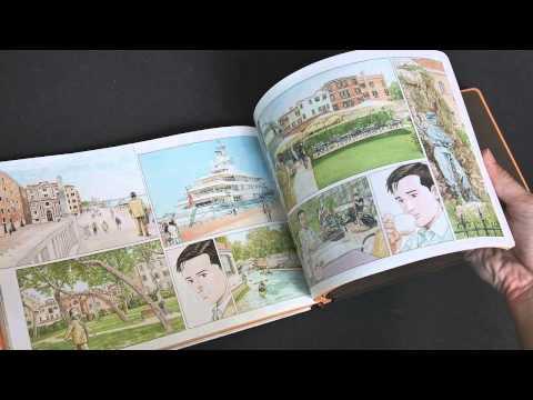 Jiro Taniguchi Venice (Louis Vuitton Travel Book)
