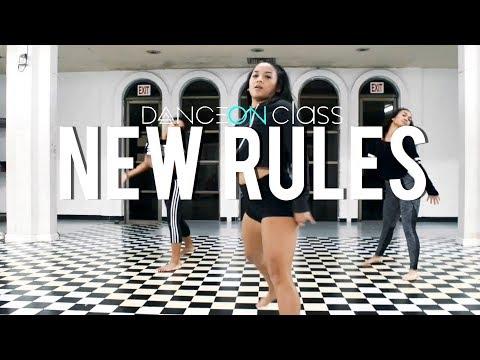 Dua Lipa - New Rules | Brian Esperon Choreography | DanceOn Class