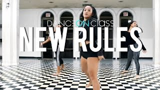 Dua Lipa - New Rules | Brian Esperon Choreography | DanceOn Class