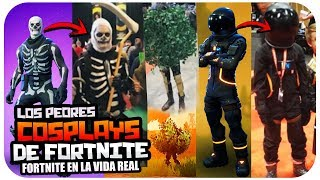 THE WORST COSPLAYS OF FORTNITE BATTLE ROYALE!! | FORTNITE DANS LA VRAIE VIE ? Gonner Gonner