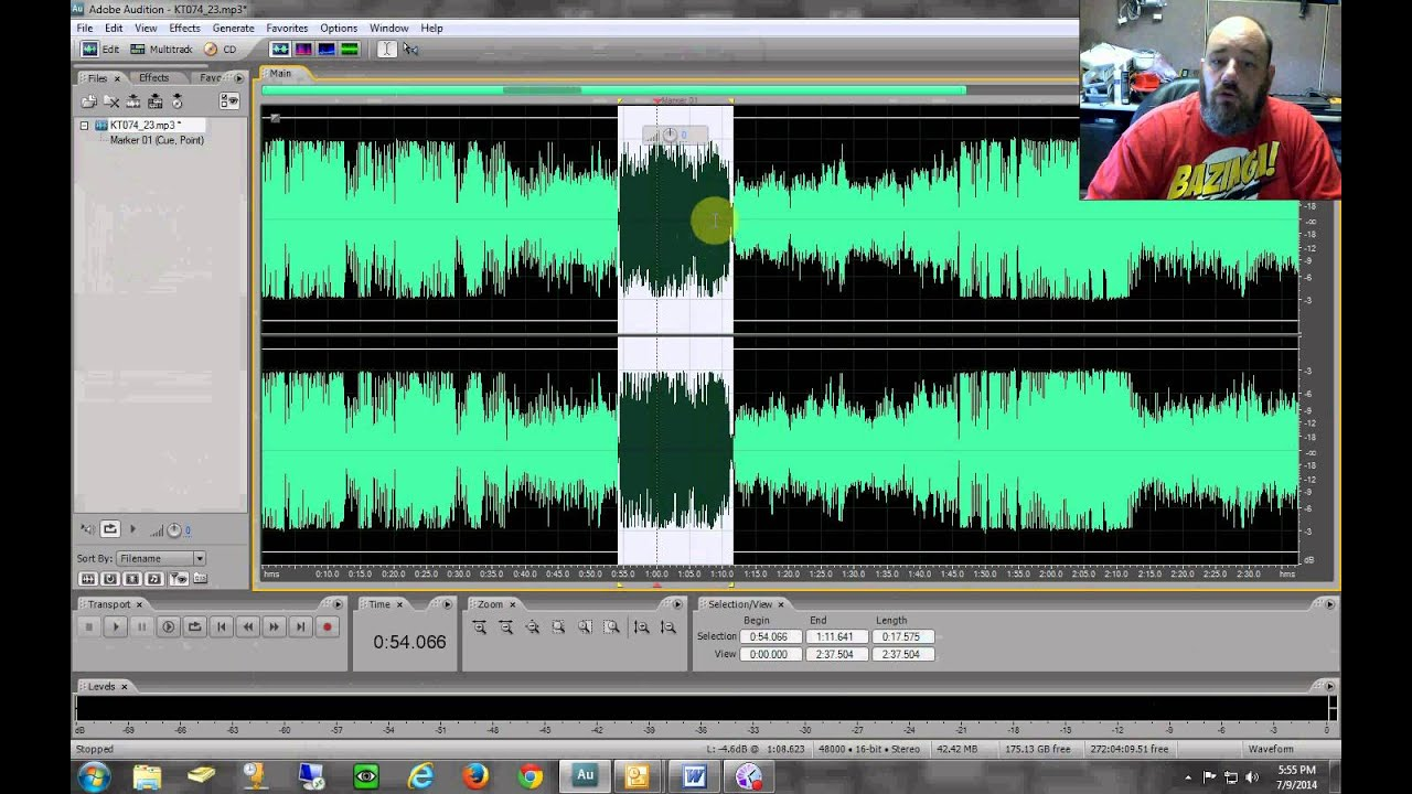 Adobe Audition Version History - VideoHelp