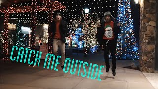 Catch Me Outside - Ski Mask the Slump God choreography by KJ Mills and Duncan Osborn