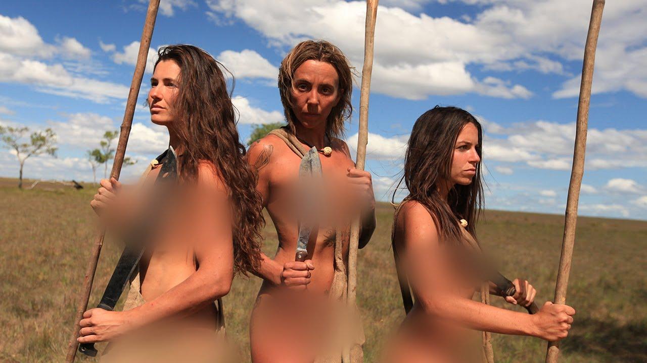 Survivor Contestants Who Posed Nude